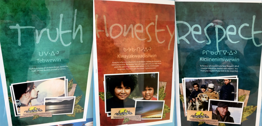 Truth, Honesty, Respect posters